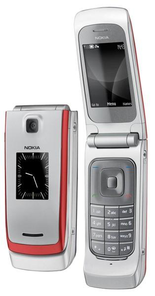 Nokia 3610 Fold Red